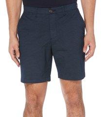"""original penguin men's slim-fit 8"""" dobby shorts"""