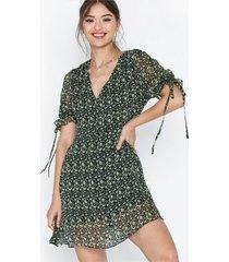glamorous v neck chiffon dress loose fit dresses