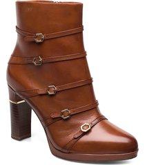 woms boots shoes boots ankle boots ankle boots with heel brun tamaris heart & sole
