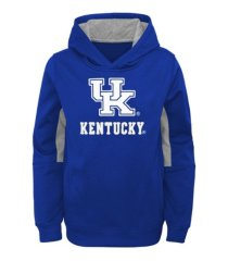 outerstuff kentucky wildcats men's team pride performance hooded sweatshirt