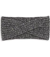 cashmere knit headband