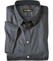 overhemd met korte mouwen akershus, grijs m