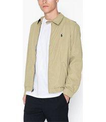 polo ralph lauren wb lined jacket jackor khaki