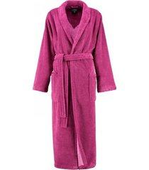 lago badjas 806 uni sjaalkraag women pink