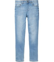 jeans powerstretch con taglio comfort straight (blu) - bpc bonprix collection