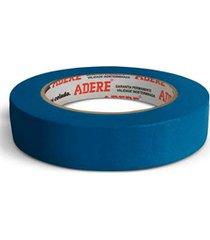fita crepe para pintura imobiliária azul 24mm com 50 metros