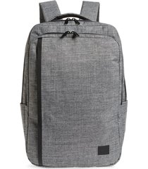 men's herschel supply co. travel backpack - grey