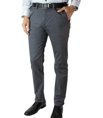 pantalon gabardina frente plano, sport modern fit mcgregor