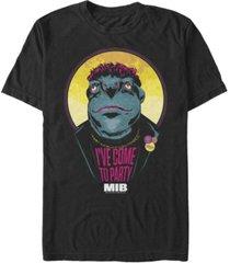 fifth sun men's alien come to party short sleeve t- shirt