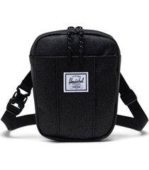 herschel supply co. cruz crossbody bag - black