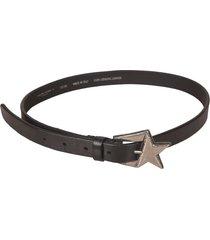 golden goose star belt