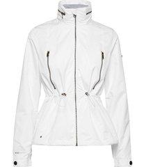 ellika outerwear sport jackets vit tenson