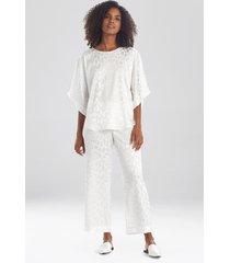 natori decadence pullover pajamas, women's, size l sleep & loungewear