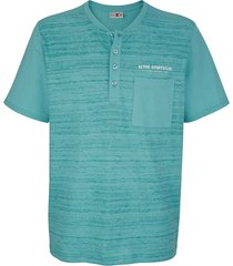 t-shirt roger kent turquoise