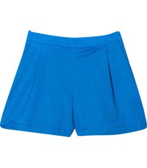 emilio pucci light blue shorts
