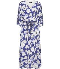 dress short 3/4 sleeve dresses everyday dresses blå betty barclay