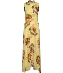 dagnyiw dress maxiklänning festklänning gul inwear