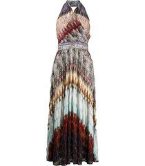 missoni fine knit dress - neutrals