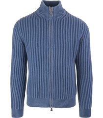 fedeli light avio open kos pullover vintage