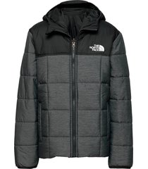 b reversible perrito jacket gevoerd jack grijs the north face