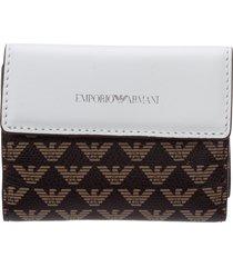 emporio armani icon wallet