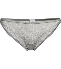 string bikini trosa brief tanga silver calvin klein