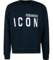 dsquared2 regular icon sweatshirt