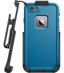 encased belt clip holster for lifeproof fre case - iphone se (case not included)