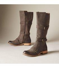 women's devon belted boots