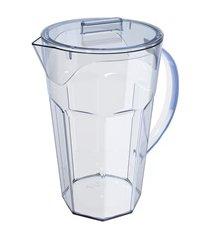 jarra drink em poliestireno 1,8 litros natural