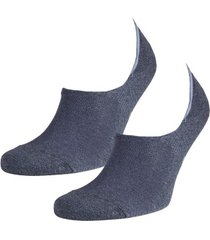 calvin klein 2 stuks caleb dress no show liner socks * gratis verzending *