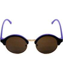 óculos de sol khatto round vintage feminino