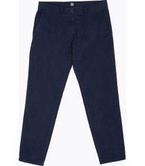 pantaloni chino loose fit