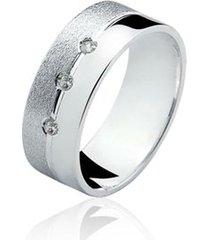 aliança prata 925 elegance natalia joias alp-70