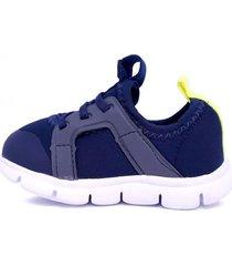 zapatilla azul bibi energy flex