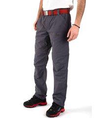 pantalon desmontable hali gris kilimanjaro