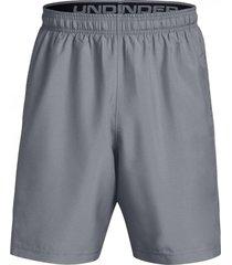 pantaloneta gris under armour graphic short gry