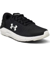 ua charged rogue 2.5 shoes sport shoes running shoes svart under armour