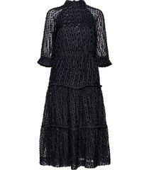day aperitivo jurk knielengte zwart day birger et mikkelsen