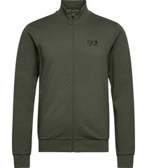 sweatshirt sweat-shirt tröja grön ea7