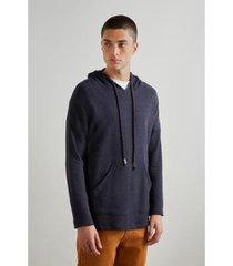 casaco reserva pf com capuz moletinho inv19 masculino