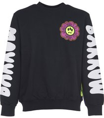 barrow daisy print sweatshirt