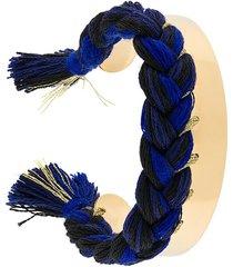 aurelie bidermann do brazil bracelet - blue