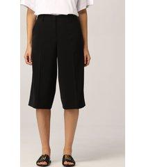 boutique moschino short moschino boutique bermuda shorts in cady