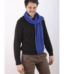 bufanda azul spiga 31