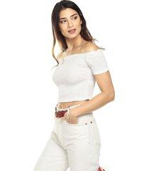 blusa blanca ambiance