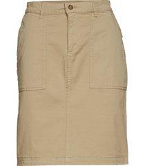 philadelphia sk kort kjol beige part two