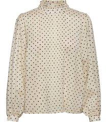 elanodpw bl blouse lange mouwen wit part two