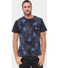 camiseta cyclone botanic masculina - masculino