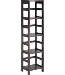 4-tier leo shelf